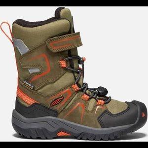 KEEN Levo Toddler Winter Snow Boots 8